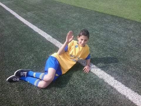 رقم 5 صورة اخري للطفل السيد محمد الذي لم يتم العثور علي جثته حتي الان