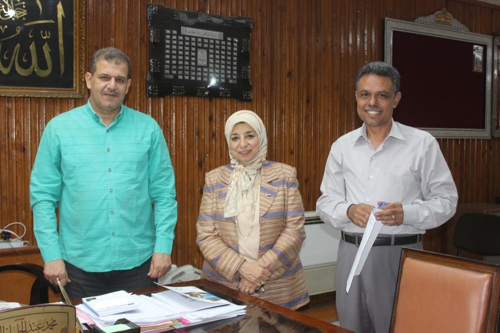 السياحة بأسيوط توقع بروتوكولات تعاون مع التعليم والتضامن الاجتماعي وجامعة الأزهر لتنشيط السياحة الداخلية (6)