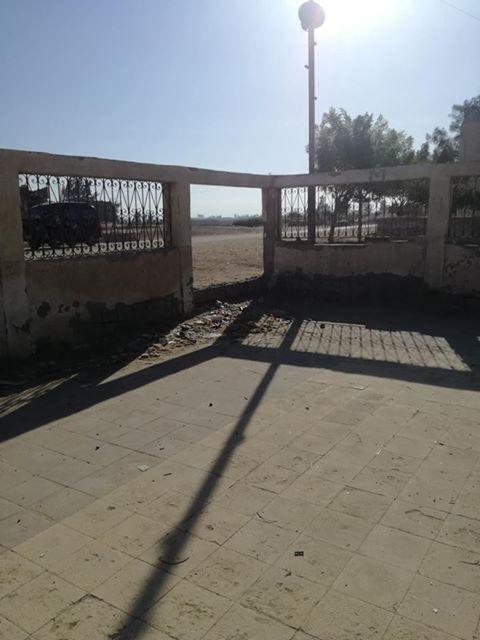 مركز شباب قرية الصفاء فى البحيرة متهالك  (4)