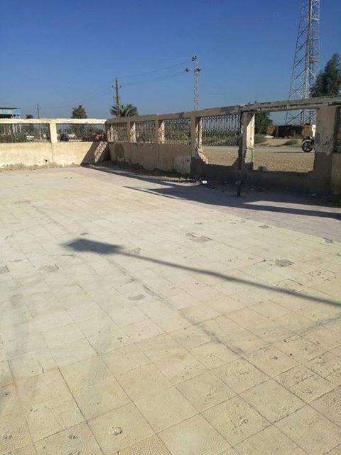 مركز شباب قرية الصفاء فى البحيرة متهالك  (1)