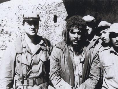 اعتقال جيفارا