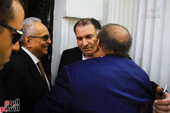 احتفالية بحزب الوفد لتكريم حسن راتب (4)