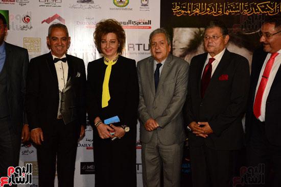 مهرجان الإسكندرية السينمائى  (77)