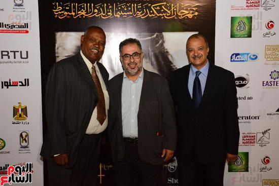 مهرجان الإسكندرية السينمائى  (64)