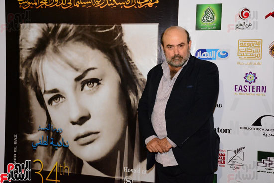 مهرجان الإسكندرية السينمائى  (71)