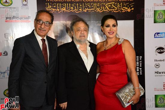 مهرجان الإسكندرية السينمائى  (46)