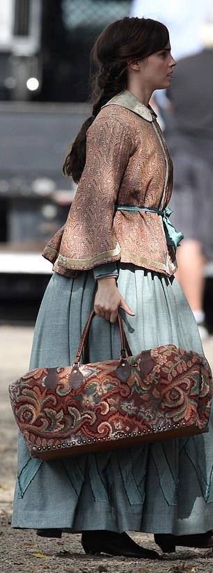 ايما واتسون في فيلمها الجديد