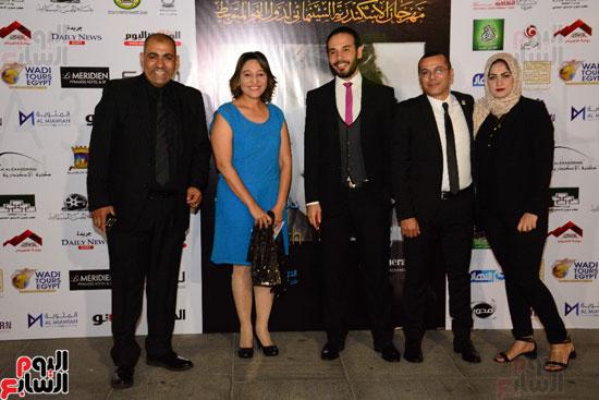 مهرجان الإسكندرية السينمائى  (41)