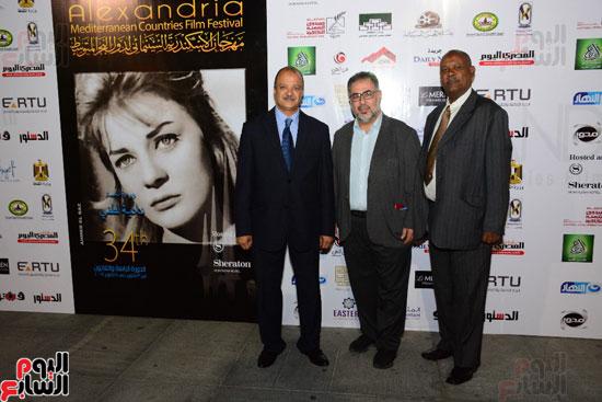 مهرجان الإسكندرية السينمائى  (65)