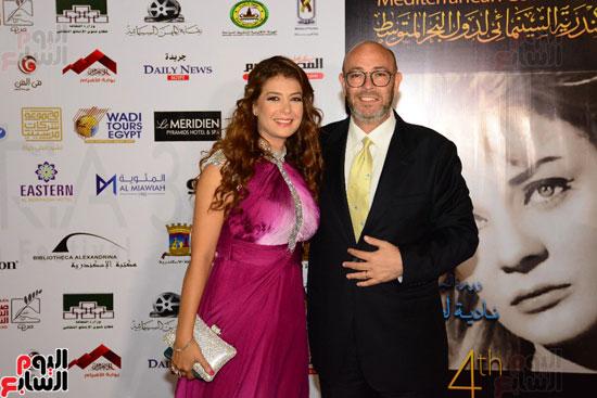 مهرجان الإسكندرية السينمائى  (45)