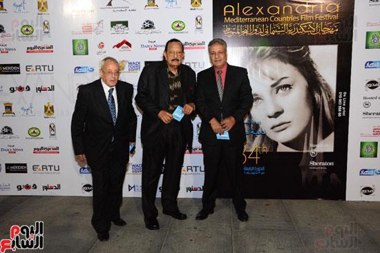 مهرجان الإسكندرية السينمائى  (66)