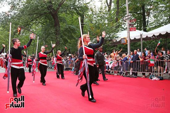 عروض فنية وعسكرية خلال احتفالات يوم كولومبوس فى الولايات المتحدة (8)