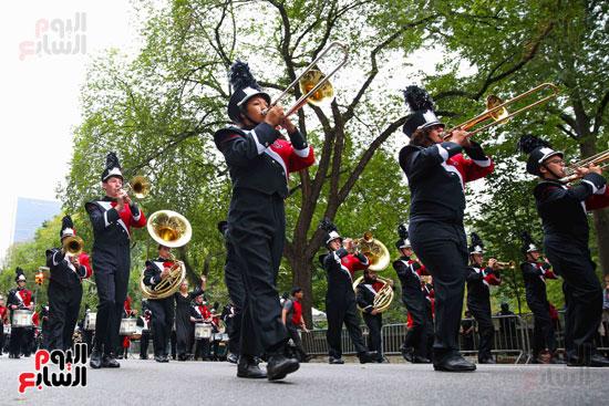 عروض فنية وعسكرية خلال احتفالات يوم كولومبوس فى الولايات المتحدة (15)