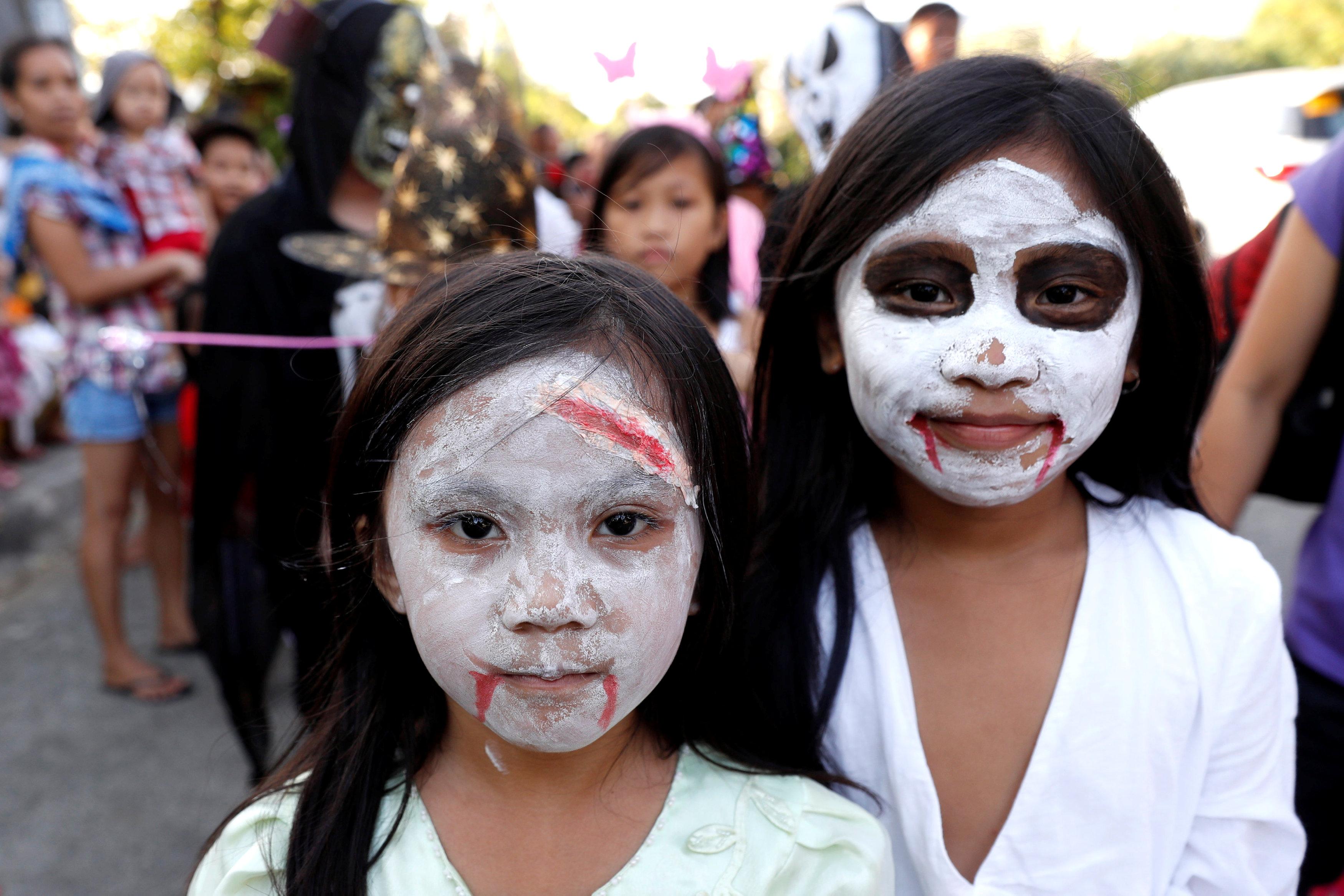 الاحتفالات فى الفلبين