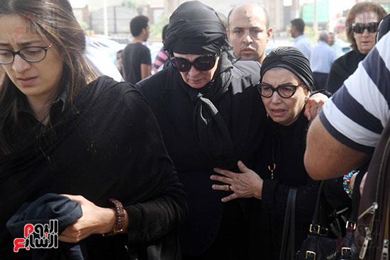 جنازة حمدى قنديل (2)