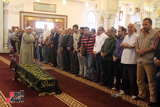 جنازة حمدى قنديل (15)