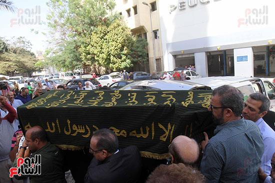 جنازة حمدى قنديل (7)