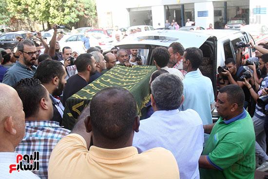 جنازة حمدى قنديل (23)