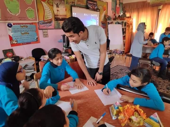 مبادرة جديدة لصندوق الإدمان لتوعية طلاب المدارس بأضرار المخدرات (2)