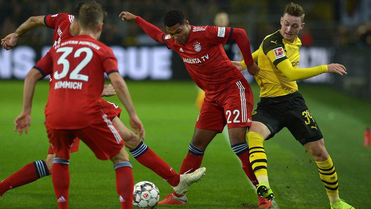 The matches of Dortmund and Bayern Munich