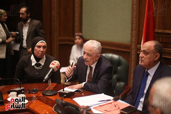 صور اجتماع لجنة المشروعات (6)