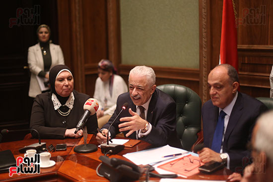 صور اجتماع لجنة المشروعات (8)