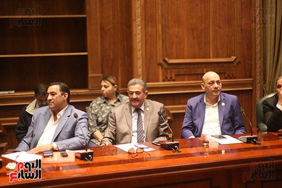 صور اجتماع لجنة المشروعات (3)