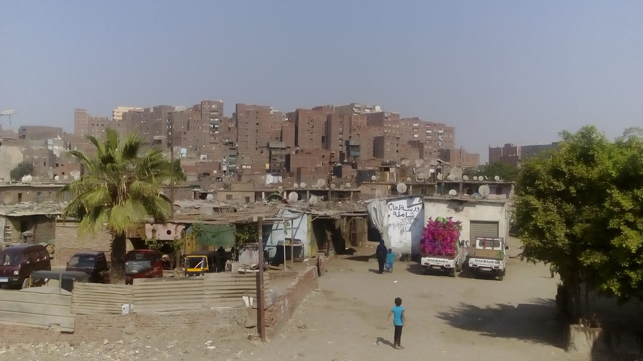 مساكن الإيواء بالدويقة  (8)