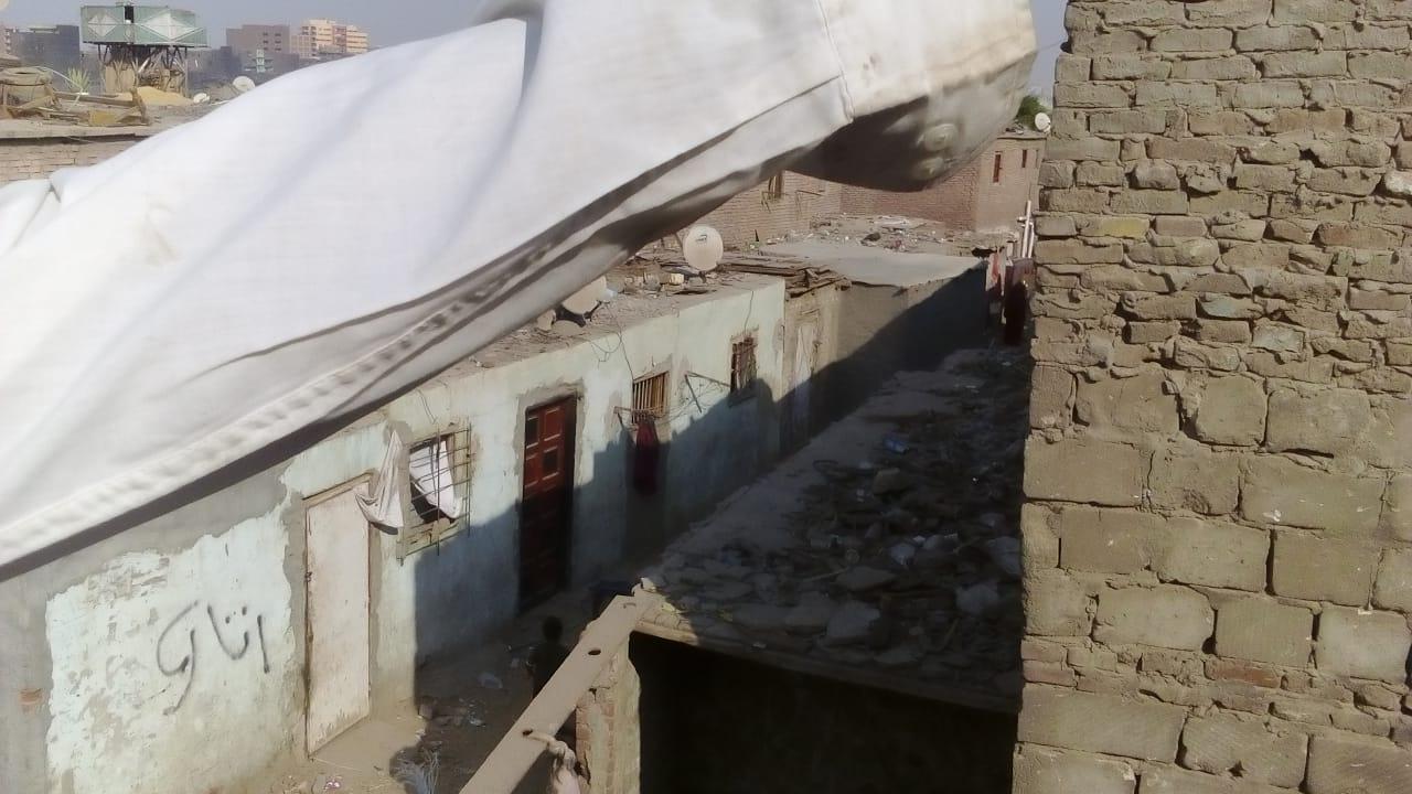 مساكن الإيواء بالدويقة  (22)