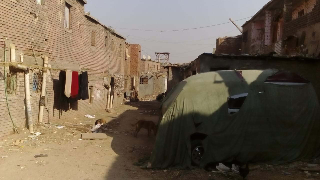 مساكن الإيواء بالدويقة  (17)