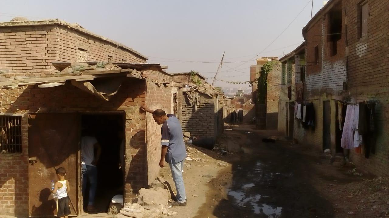 مساكن الإيواء بالدويقة  (9)