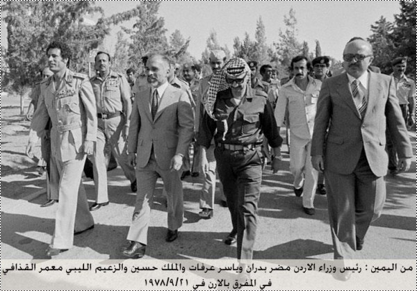 الرئيس الفلسطينى الراحل