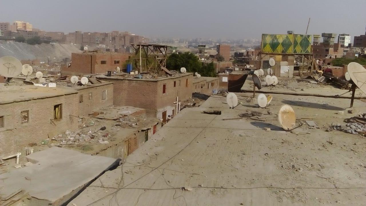 مساكن الإيواء بالدويقة  (3)