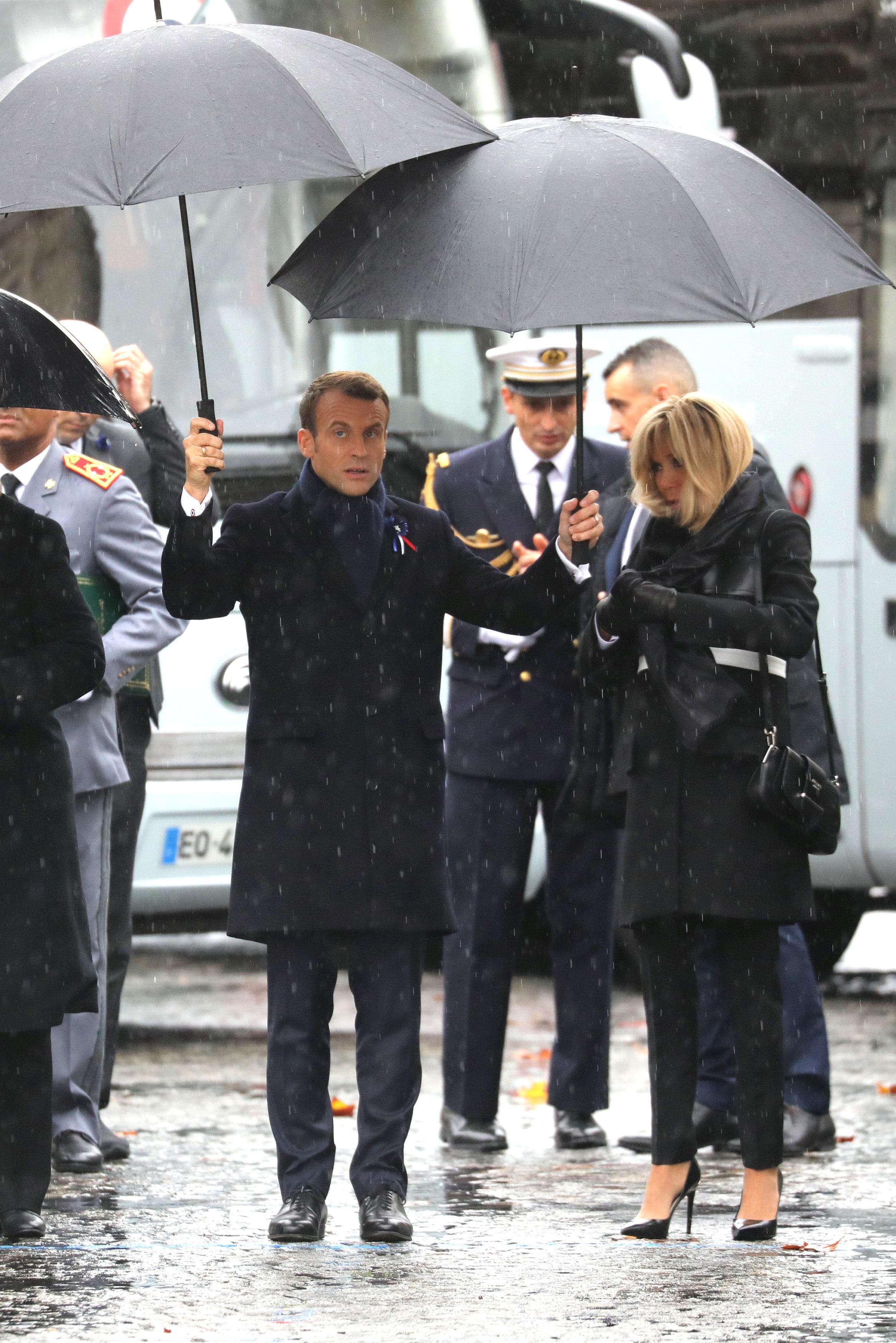 قادة العالم يحيون ذكرى ضحايا الحرب العالمية (2)