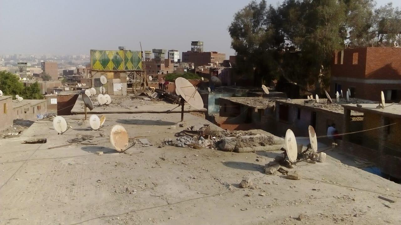 مساكن الإيواء بالدويقة  (4)