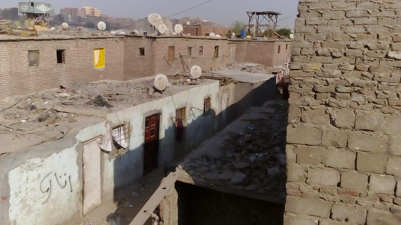 مساكن الإيواء بالدويقة  (1)