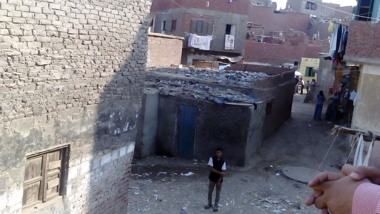 مساكن الإيواء بالدويقة  (2)