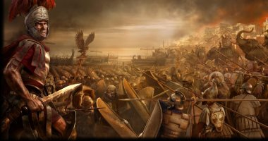 الحروب الرومانية