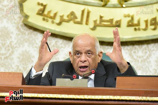 الجلسة العامة للبرلمان (17)