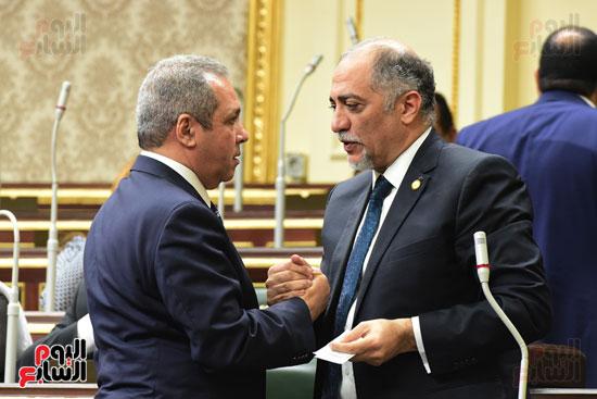 الجلسة العامة للبرلمان (2)
