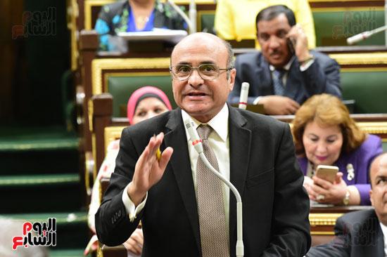 الجلسة العامة للبرلمان (19)