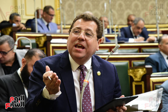 الجلسة العامة للبرلمان (14)