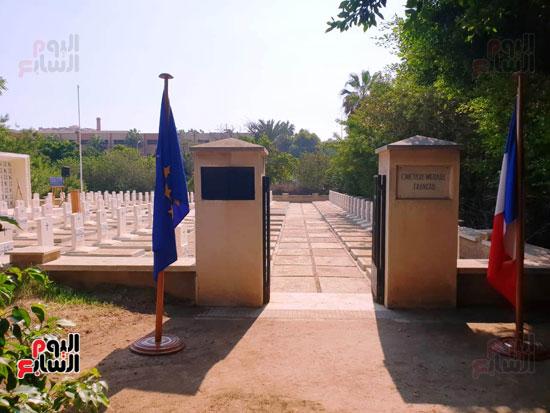 مقبرة الجنود الفرنسيين بالاسكندرية (9)