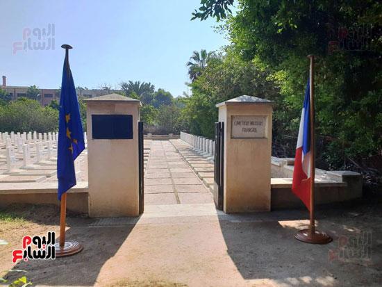 مقبرة الجنود الفرنسيين بالاسكندرية (5)