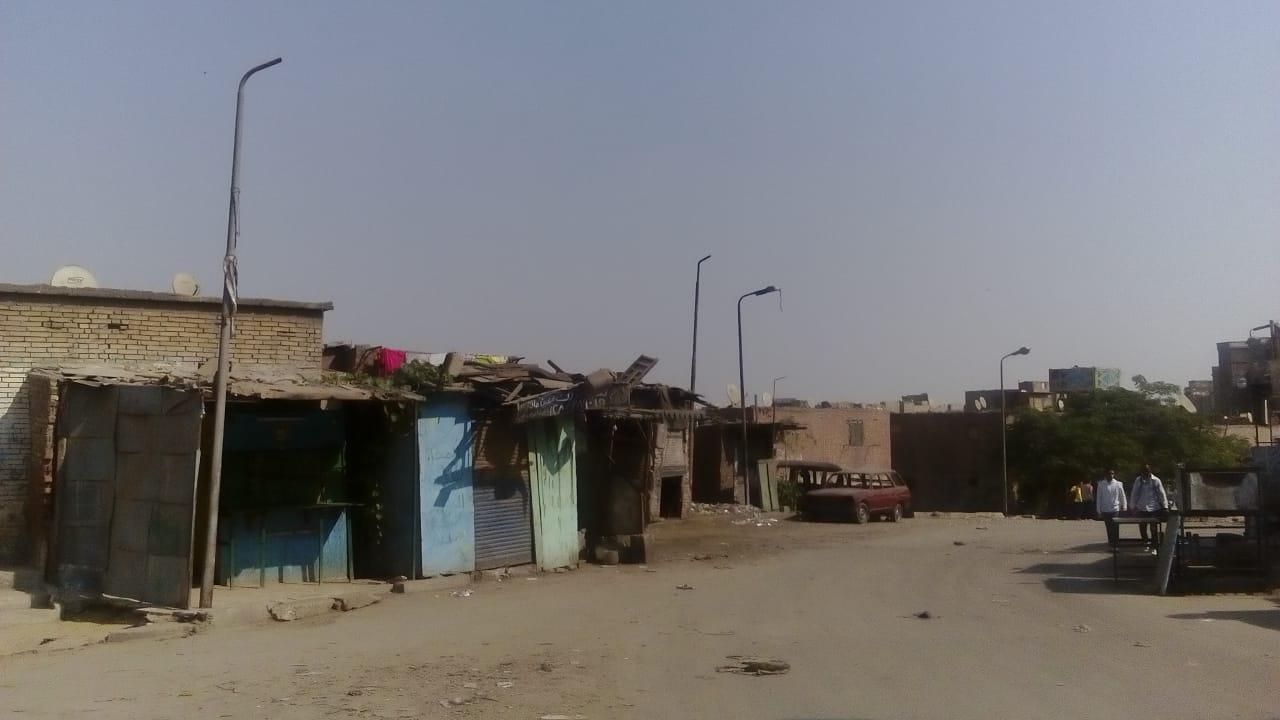 مساكن الإيواء بالدويقة  (7)