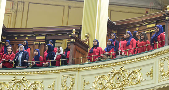 الجلسة العامة للبرلمان (8)