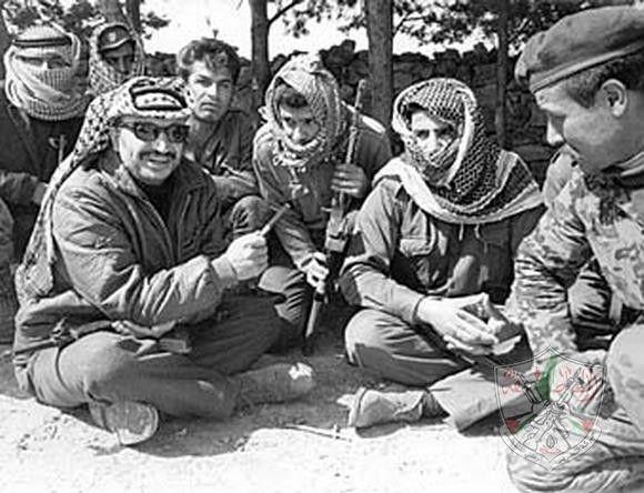 الزعيم ياسر عرفات