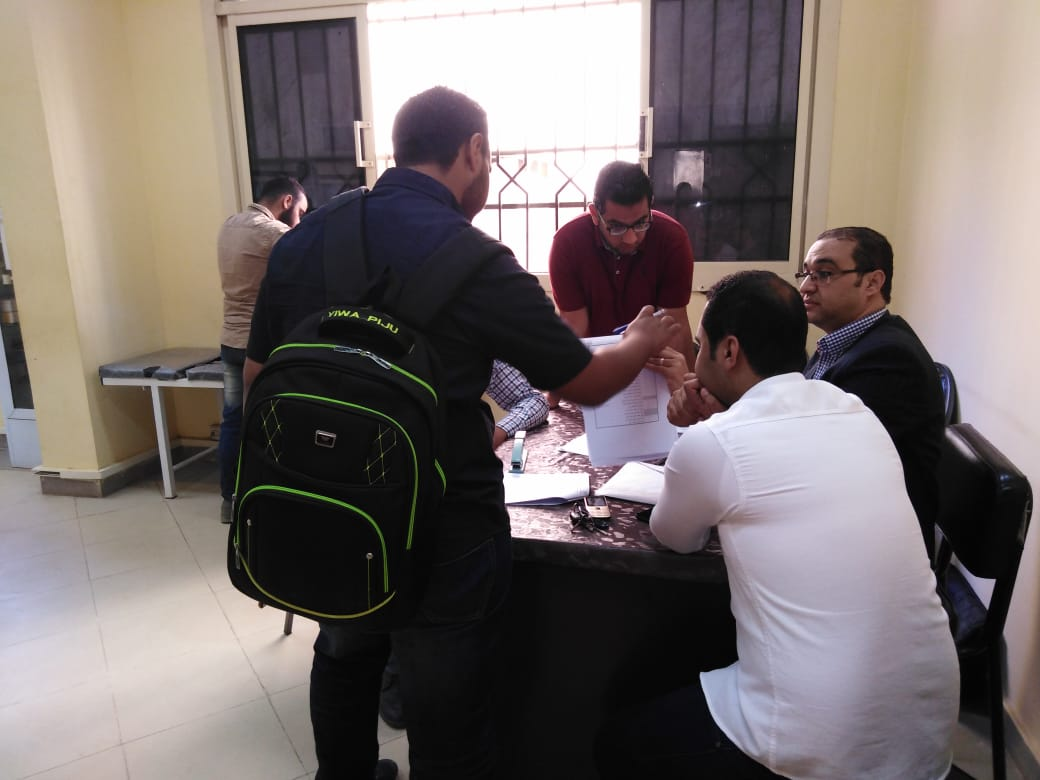 انتخابات اتحاد طلاب جامعة الفيوم (7)
