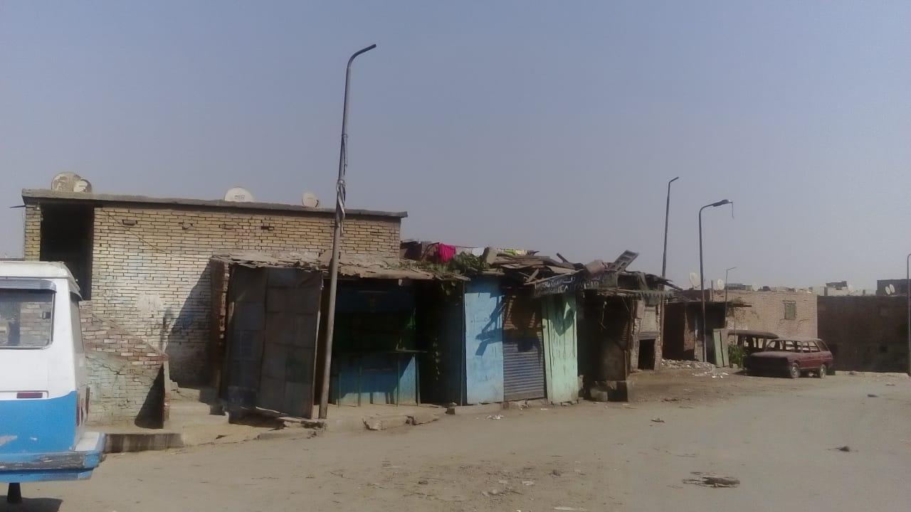 مساكن الإيواء بالدويقة  (6)