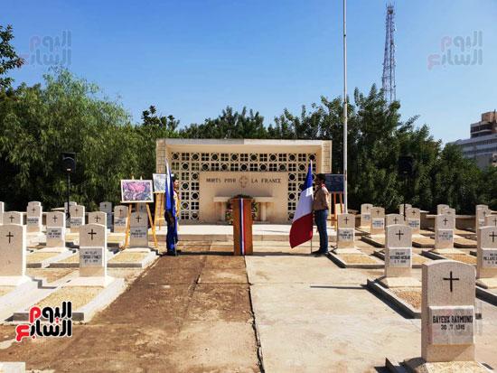 مقبرة الجنود الفرنسيين بالاسكندرية (3)